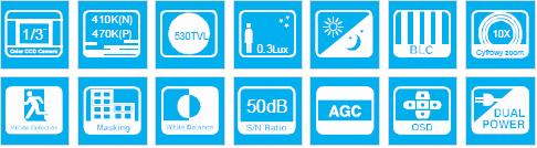 SDN-550PH - Kamery kompaktowe