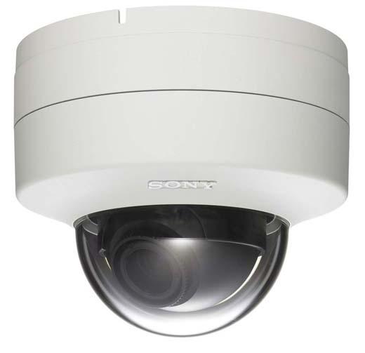 SNC-DH240T Sony Mpix - Kamery kopułkowe IP