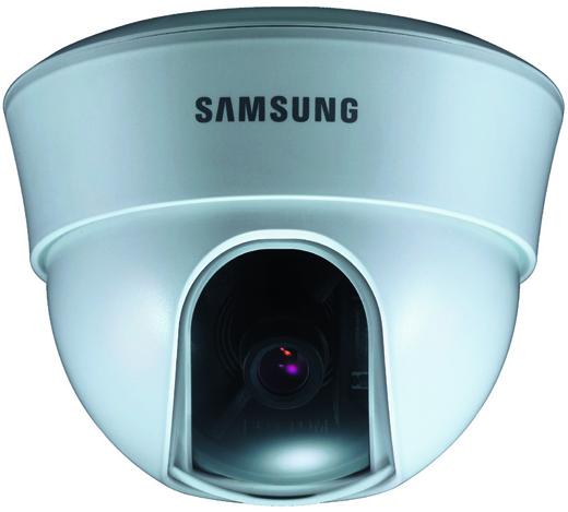 Samsung SND-1010 - Kamery kopułkowe IP