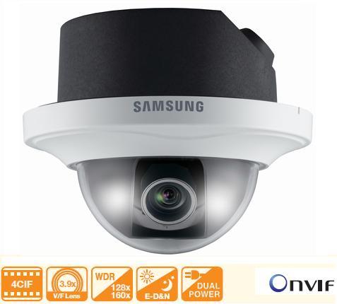 SND-3080CF - Kamery obrotowe IP