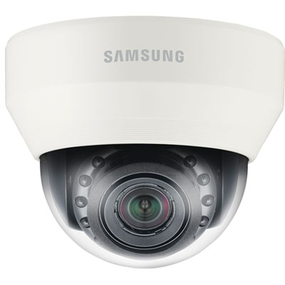 Samsung SND-7084R - Kamery kopułkowe IP