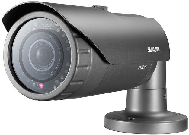 Samsung SNO-6084LRP - Kamery zintegrowane IP