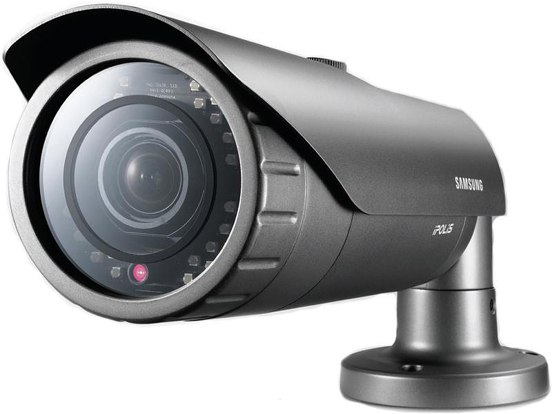 Samsung SNO-7084R - Kamery zintegrowane IP