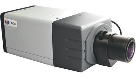 ACTi D21VA - Kamery kompaktowe IP