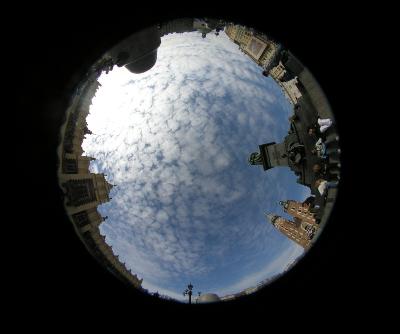 Vivotek FE8174V - Kamery fisheye IP