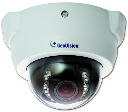 GV-FD320D Mpix - Kamery kopułkowe IP