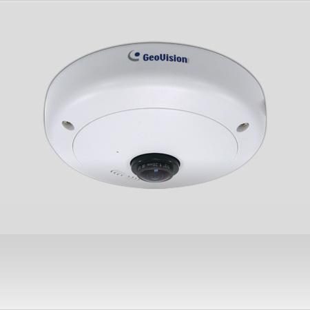 GV-FE2301 Mpix - Kamery fisheye IP