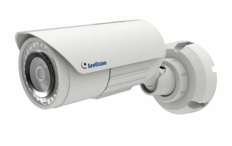 GV-LPC2011 - Kamera do identyfikacji numerów rejestracyjnych - Kamery zintegrowane IP