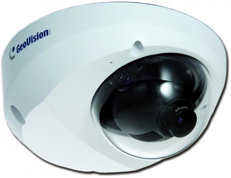 GV-MFD3401-2F - Kamery kopułkowe IP