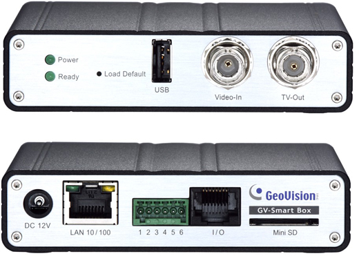 GV-Smart Box - Video serwery IP