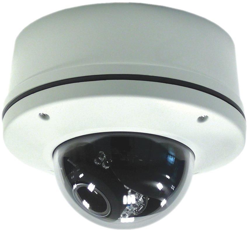 GV-VD2400 - Kamery kopułkowe IP