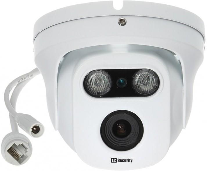 LC-524-IP 5 mm - Kamera kopułkowa 5 Mpx - Kamery kopułkowe IP