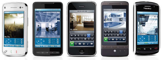 LC-350 IP WiFi SD P2P IR - Kamery zintegrowane IP