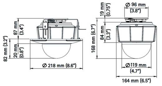 AXIS P5512 PTZ - Kamery obrotowe IP